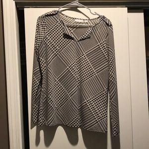 New York & Company stretch dress shirt